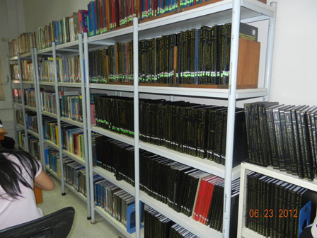 studies of the library in the philippines Up school of library and information studies library, quezon city, philippines 753 likes the slis library collection is primarily for use of the slis.