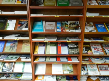 Journals and Periodicals